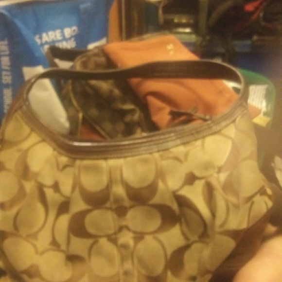 Coach Handbags - Purse and wallet
